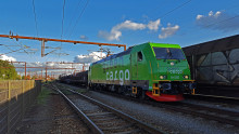 Järnvägspunktligheten firar nya triumfer