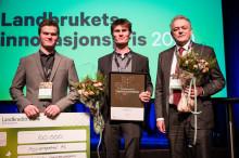 Algebønder vant Landbrukets innovasjonspris 2020!