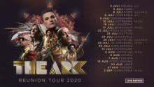 The Ark flyttar sin reunion-turné till 2021