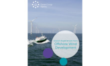 New publication presents Denmark's unique experiences from offshore wind development