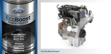 FORD ECOBOOST 1,0 - INTERNATIONAL ENGINE OF THE YEAR 2013