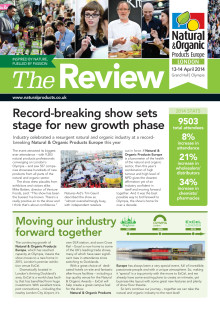 Record-breaking show sets stage for new growth phase