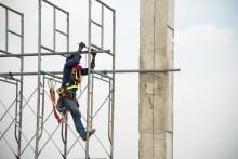 Fallrisker – arbete på en höjd av 2 meter och högre