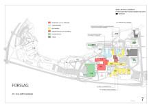 Fastighetsutvecklingsplan Skellefteå lasarett förslag ny- och ombyggnationer