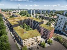 Tornstaden bygger hyresrätter för Framtiden i Göteborg