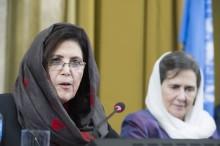 Vad säger Afghanistans regering om flyktingsituationen?