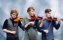 Førdefestivalen opnar konserthausten med tre av dei beste