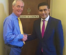 New council leader elected