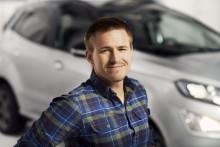 Ford inleder samarbete med äventyraren Aron Anderson