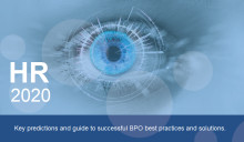 """New """"HR 2020"""" Outlook Report Reflects Sweeping Changes to Enterprise HR Function"""
