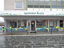 Nytt apotek i Uppsala