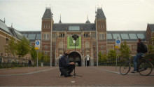 Virtuele aanmoediging voor TCS Amsterdam Marathon-lopers