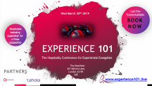 Experience 101 - The Hospitality Conference for Experiential Evangelists
