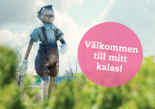 Inbjudan Pinocchio 10 år