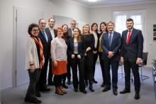 Santander Universitäten setzt Kooperation mit TU Dresden fort