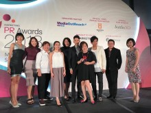 ASIA PR WERKZ PICKED UP THREE AWARDS AT THE FIFTH EDITION OF THE PR AWARDS