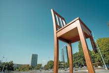 Kunstwerke auf öffentlichen Schweizer Plätzen