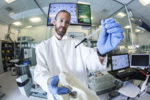 Teknologisk Institut i stor satsning på produktion af nanopartikler med PLC-styring
