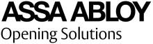 ASSA ABLOY_Opening_Solutions LOGOTYP Svart