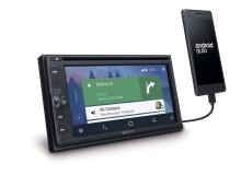 Sonyn uudet auton AV-viritinvahvistimet yhdistyvät älypuhelinten kanssa entistä paremmin ja ääni on yhä kokonaisvaltaisempi
