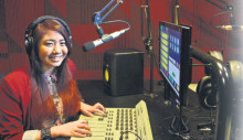 A liberal arts degree taught fully by Oklahoma City University faculty through MDIS prepares Ms Raihan Roslan for a career in communications