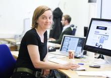 Malin Henrikson blir tf chefredaktör på Hallands Nyheter