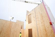 Wästbygg Gruppen och Södra siktar mot Miljöbyggnad Guld