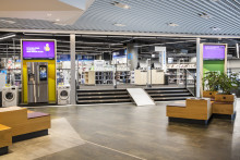 Elgiganten klar med ny stor butik i Frederiksberg Centret