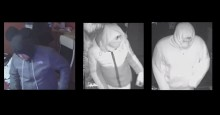 CCTV images released following burglary – Bletchley
