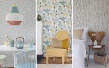 Vördnadsfull nostalgi möter nutida design - Eco Wallpaper lanserar tapetkollektionen Reflections