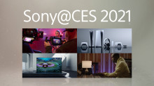 Sony Exhibits at CES 2021