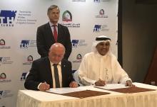 Kooperationsvertrag zur Deutsch-Emiratischen Hochschule für Logistik in Abu Dhabi verlängert