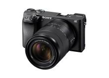 Sony extinde gama E-mount cu obiectivul F3.5-5.6 APS-C 18-135mm
