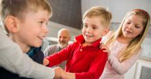 Selvfølelsen hos barn og unge