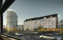 Scheiwiller Svensson utvecklar ny stadskärna i Nykvarn