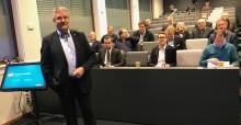 Solide resultater og vellykket fusjon for SpareBank 1 Østlandet i 2017