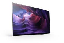 """Společnost Sony zahajuje předprodej 4K HDR OLED televizoru A9 z řady MASTER Series s úhlopříčkou 48"""""""