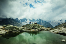 Neue Weitwanderung um das Berninamassiv in Graubünden
