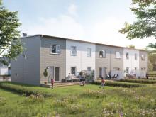 BoKlok bjuder in till montagevisning av det nya kvarteret Fritiden i Gävle!