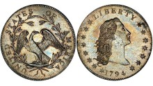 Verdens dyreste mynt solgt for 55 millioner kroner