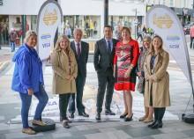 Great British High Street judges visit Mid and East Antrim