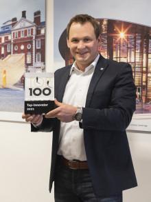 Preisgekrönte Innovationskraft: ZÜBLIN Timber erhält Top 100-Siegel