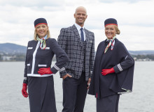 Norwegians nye Dreamliner-uniformer er klare