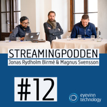 NYTT AVSNITT: Streamingpodden 12 - The Cards are on the Table!