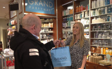 Grand Parfymeri i Göteborg satsar på e-handel med hjälp av Jetshop och Unifaun