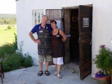 Sommarens utställningar på Perssons Magasin och Vreten