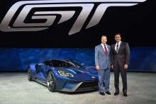 Ny Ford GT udfordrer Ferrari og Lamborghini på NAIAS 2015