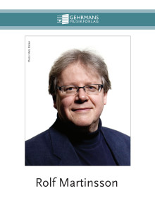 Rolf Martinsson - Biography in English
