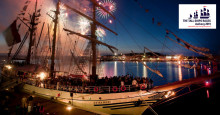 Nemt netværk til 750.000 besøgende ved The Tall  Ships Races 2019