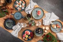 Töpfer-Look neu und modern – Crafted für angesagte Foodstylings und trendige Tischarrangements